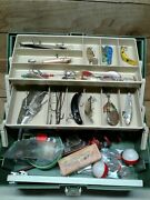 Plano 3200 Tackle Box With Tackle