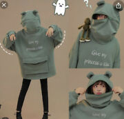 Give My Princess A Kiss Frog Sweater