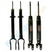 Monroe Front Struts And Rear Shocks For Dodge Jeep Grand Cherokee 2011-2015