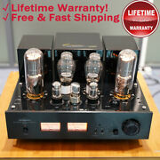 Line Magnetic Tube Amplifier Lm-508ia Integrated Classa Power Amp 300b 805 48w2