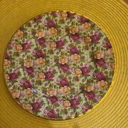 Royal Albert Chintz - Old Country Roses Collection Salad Plate Made In England
