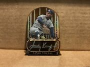 2015 Topps Tribute To The Victors Die Cut Autographs Gold Sandy Koufax Auto /15