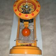Dragon Ball Z Swing Clock Super Rare From Import Japan Collection
