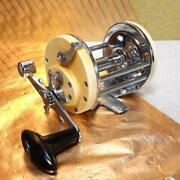 Garcia Mitchell 600 Thing Rare Old Reel Double Axis Reels
