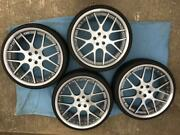 Hyper Forged Hf-c7 Pcd100 20 Inch Legacy Prius 20 Inches