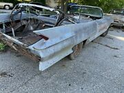1961 1962 1963 1964 Chevy Impala Convertible Top Assembly May Deliver Iola Fl