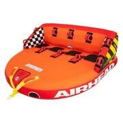 53 2218 Airhead Great Big Mable  1 4 Rider Towable Tube For Boating, Orange,