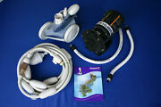 Polaris 380 Pool Cleaner And Pb4-60 Booster Pump With Hoses