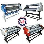 60 / 64 / 65 Full-auto Hot Cold Laminator Wide Format Laminting Machine Usa