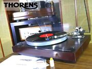 [near Mint] Thorens Td 321 Mkii Turntable Sme 3009 S2 Record Player Japan 2118