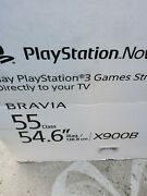 Sony Xbr55x900b 4k Hdtv Local Pick Up Only