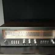 Vintage Concept 2.0 Am/fm Stereo Receiver- Japan -tested And Working- Read Descrip
