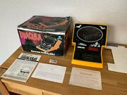 Very Rare Boxed Hales Dracula Vintage 1982 Vfd Tabletop Electronic Game - Mint