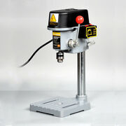 340w 3 Speed Electric Pillar Drill Press Bench Top Table Stand Drilling Machine
