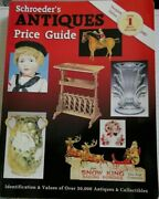Schroeder's Antiques Price Guide Book 20th Edition Value Guide