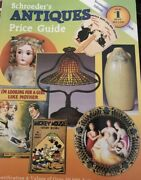 Schoeder's Antiques Price Guide 17th Edition Values Over 50,000