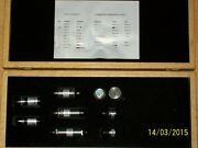 Anritsu Wiltron 75 Ohm N Model 3753 Calibration Kit For Vector Network Analyzer