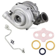 Turbocharger And Installation Accessory Kit 40-84596sd Csw