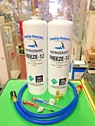 Freeze 12, R12 Alternate , Epa Approved Replace And No Cfc's, Two 28 Oz Cans