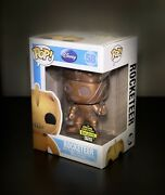 Funko Pop Disney 58 The Rocketeer Gemini Collectibles Exclusive Limited To 480