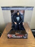 The Punisher 12 Collector's Edition Marvel Studios Figure 2004 Movie Sealed