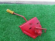 Snapper Rear Engine Riding Mower Shift Lever And Linkage.