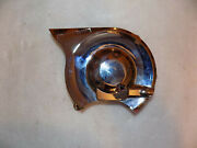 Big Dog Right Side Drive Chrome Pulley Clutch Actuator Cover Assembly