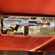 Nerf Ultra Pharaoh. Brand New Unopened W/two Extra Clips+darts