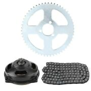 Motorcycle Chain Drive System T8f Chain And 6t Gear Box And Rear Sprocket Kit For
