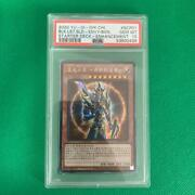 Yu-gi-oh Card Psa10 Black Luster Soldier - Envoy Of The Beginning 3pcs In World