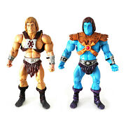 Heman Master Of The Universe Classics Heman And Faker 6 Loose Action Figure