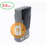 50x Battery Belt Clip For Motorola Radio Xpr3500 Xpr6550 Apx4000 Apx3000 Apx1000