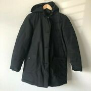 Woolrich Menand039s Down Arctic Parka Ramar Cloth Jacket Puffer Coat Hooded Small