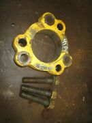 1941 John Deere A Used Rear Wheel Locking Collar And Bolts Antique Tractor 2