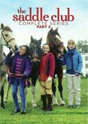 The Saddle Club The Complete Series [used Very Good Dvd] Boxed Set, Dolby, Ac