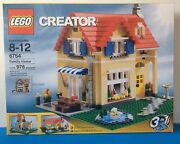 Lego 6754 Creator Family Home 3 In 1 Brand New