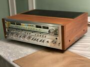 Vintage Pioneer Sx-1080 Am/fm Stereo Receiver Fully Serviced Orig Owner Look