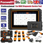 2021 Advanced Full-system Diagnostic Scanner Tablet Ecu Immo Coding Foxwell Gt65