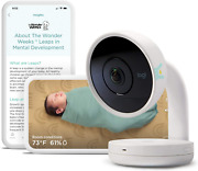 Lumi By Pampers Smart Baby Monitor Hd Video Baby Monitor With Camera And Audio