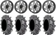System 3 St-3 22 Wheels Gm 40 Bkt At 171 Tires Can-am Renegade Outlander