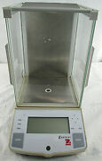 Ohaus Explorer Analytical 110g Balance Scale For Parts/ Repair
