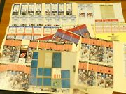 1986-1993 Ny Rangers Hockey Tickets With Playoffs Total Of 238 Tickets