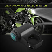 Fog Spot Light Switch Motorcycle Switch On/ Off For Motor Handlebars Parts Motor