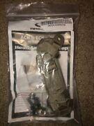 Us Army Ops-core Head-loc H-nape Ach Helmet Retention System Coyote Tan - New