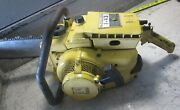 Vintage Collectible Mcculloch 1-43 Chainsaw With 16 Bar