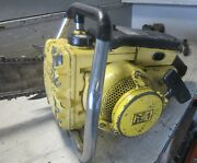 Vintage Collectible Mcculloch 1-53 Chainsaw With 26 Bar