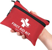 Small First Aid Kit Camping Travel Emergency Survival Safety Medical Supplies