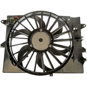 For Lincoln Ls Thunderbird Dorman Cooling Fan Assembly Csw