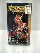 Adventures In Babysitting 1987 Vhs Factory Sealed Brand New Ultra Rare