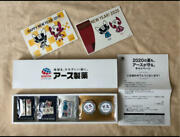 Special Gift Attached Tokyo 2020 Olympics Original Pin Badge Set Of 5